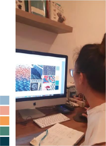 Sheena Poerwantoro designing