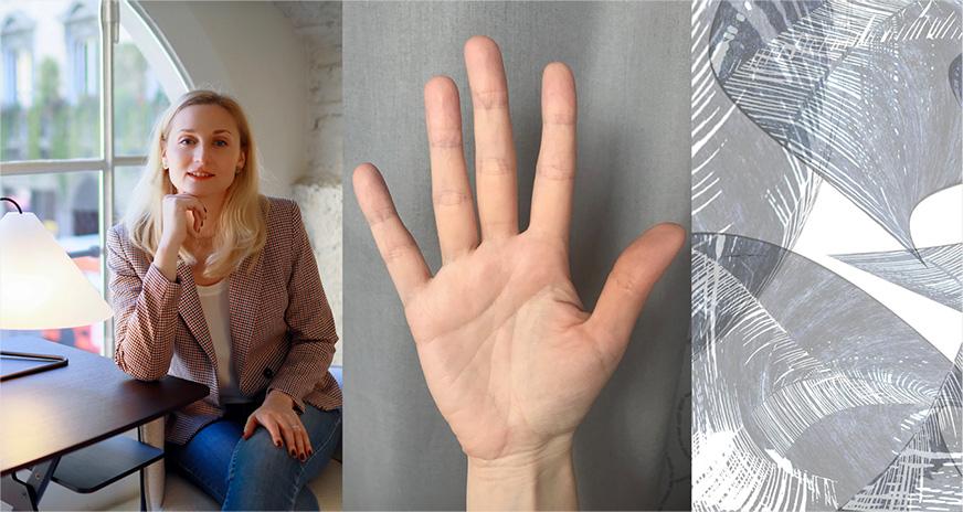 Svetlana Selivanova collarge
