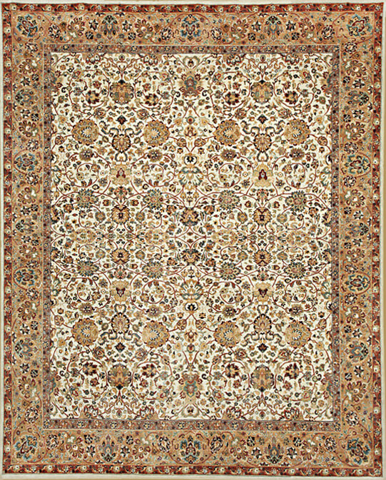 Hand tufted persian carpets stores Mumbai Multi Carpets & Rugs