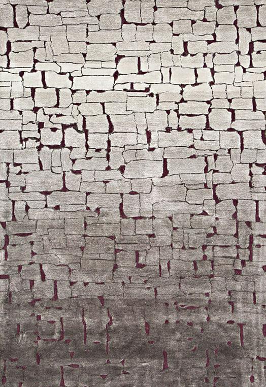 Shaded wall design area rugs Chennai Grey Carpets & Rugs