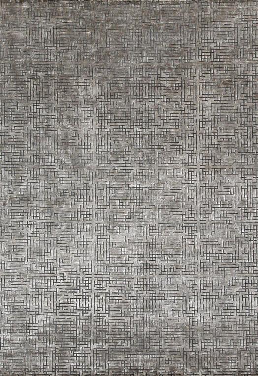 silver coloured contemporary area rugs store Delhi Silver Carpets & Rugs