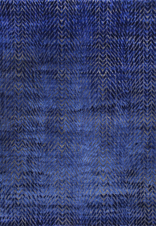 contemporary blue living room rugs chennai Blue  Carpets & Rugs