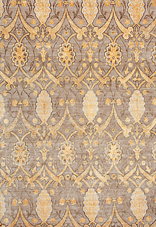 best modern hand knotted carpets Delhi Gold Carpets & Rugs