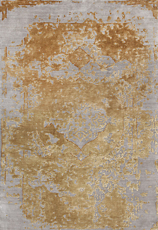 heritage hand knotted carpets Mumbai Mustard Carpets & Rugs