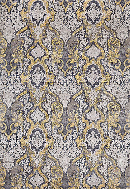Yellow beige custom made carpets Mumbai Yellow Beige Carpets & Rugs