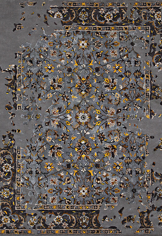 grey gold handmade rugs for rooms bengaluru Grey Gold Carpets & Rugs
