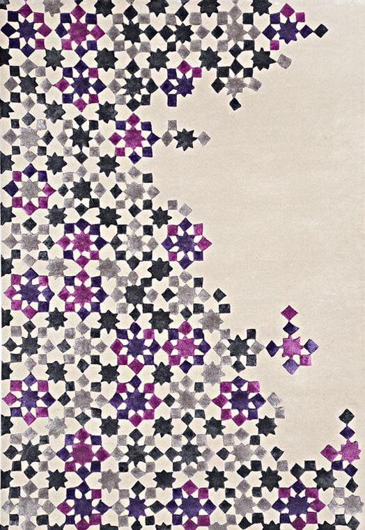 transient design grey mauve living room rugs chennai Grey Mauve Carpets & Rugs