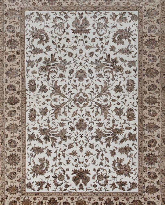 persian rugs store Delhi Beige Carpets & Rugs