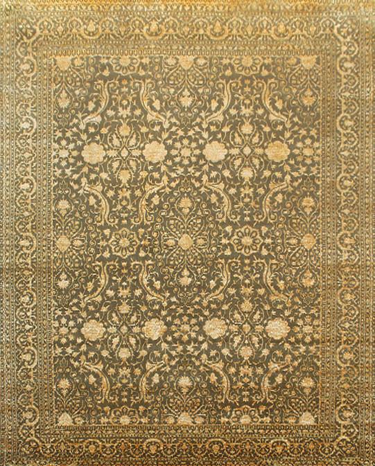 designer persian carpets store Bengaluru Beige Gold Carpets & Rugs