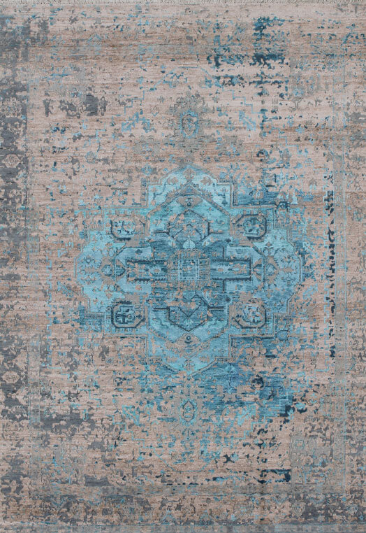 handknotted carpets Multi Carpets & Rugs