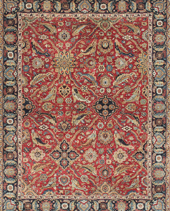 P-455 Multi Carpets & Rugs