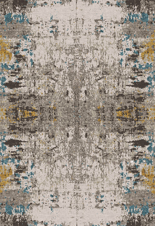 Blue Gold Carpets & Rugs