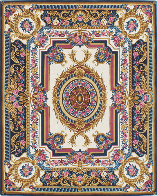 VENESSA Multi Carpets & Rugs