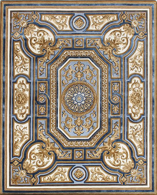 ETHNA Multi Carpets & Rugs