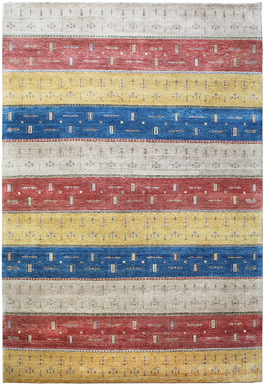 P-6907 Multi Carpets & Rugs