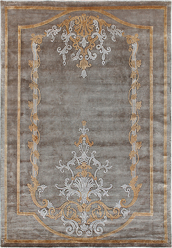 Austyn Taupe Gold Carpets & Rugs