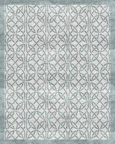 Axis Grey Blue Carpets & Rugs