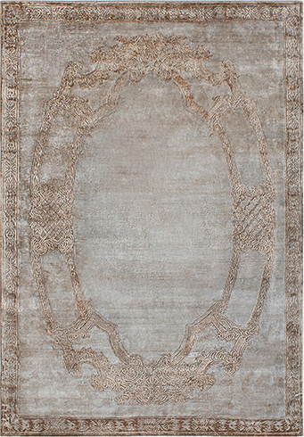 Desiree Silver Taupe Carpets & Rugs