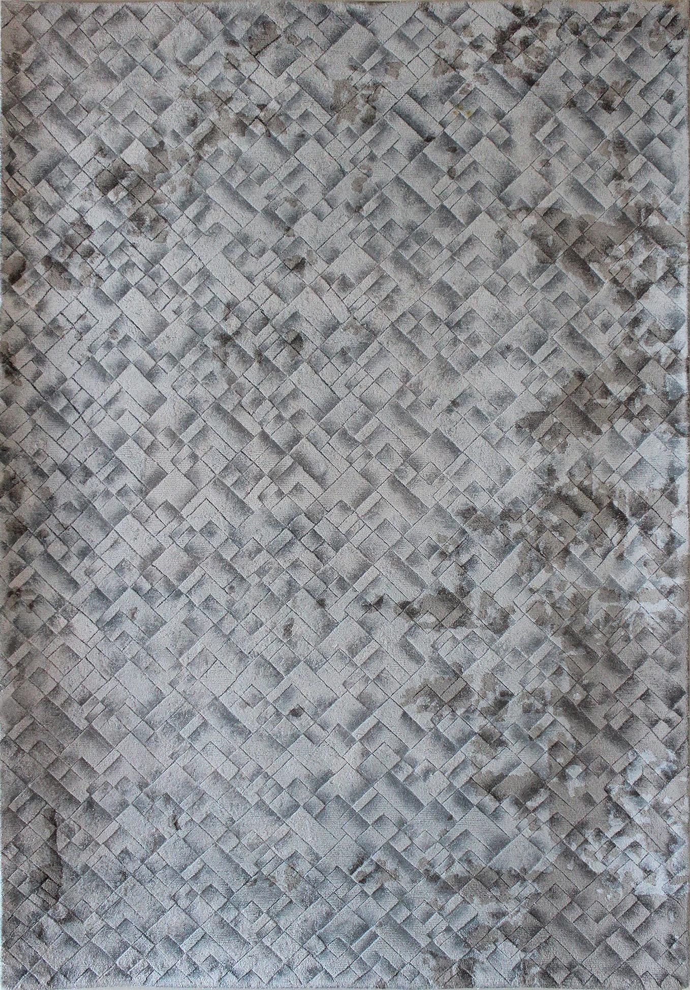 Fluvial  Sky Grey Carpets & Rugs