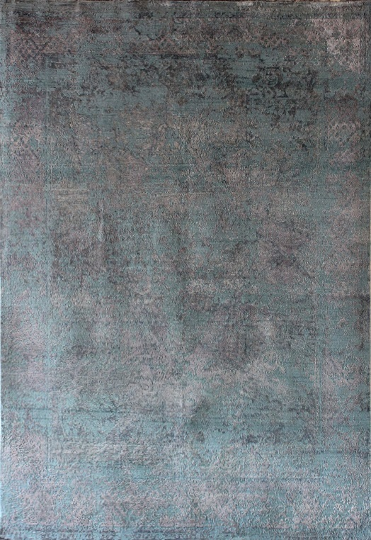 P- 1569 Blue Blue  Carpets & Rugs