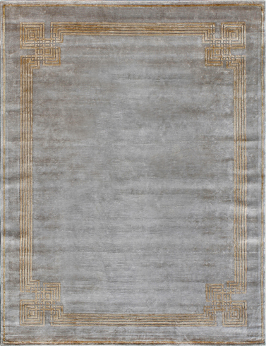 Leonore Silver Gold Carpets & Rugs