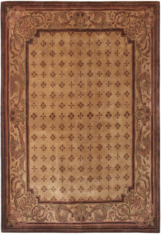 P 1456 Brown Carpets & Rugs