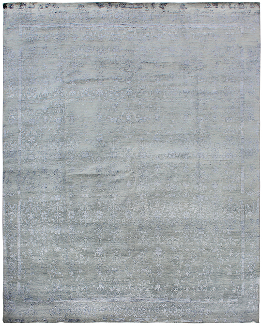 P-1817 Silver Grey Carpets & Rugs