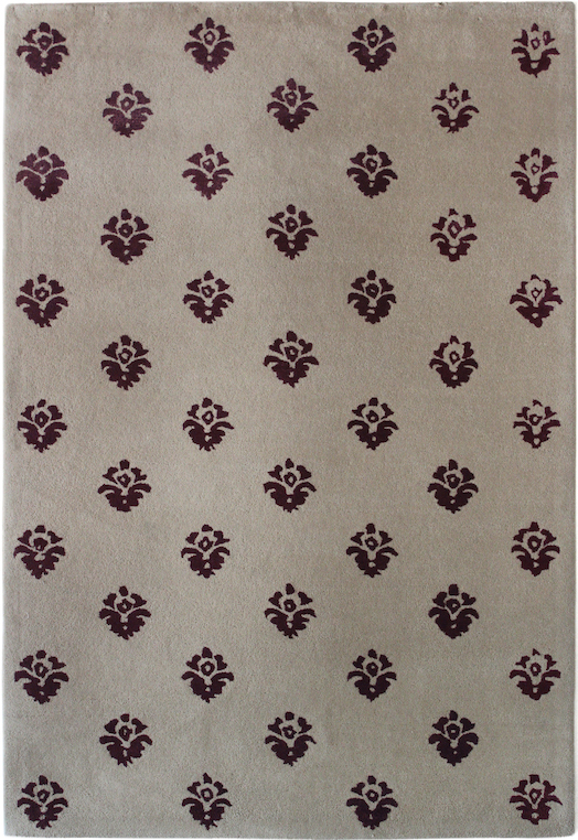 P 198 Beige Red Carpets & Rugs