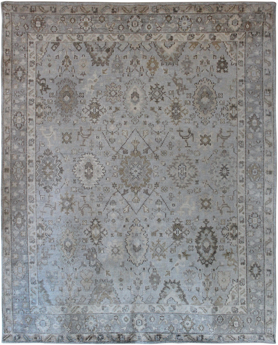 P-2353 Silver Grey Carpets & Rugs