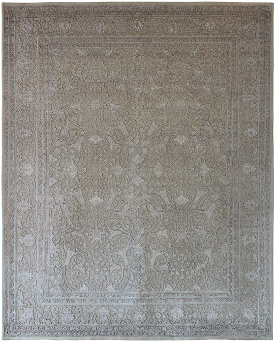 P-2761 Cream Carpets & Rugs