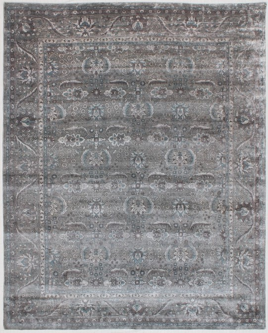P-3346 Grey Carpets & Rugs
