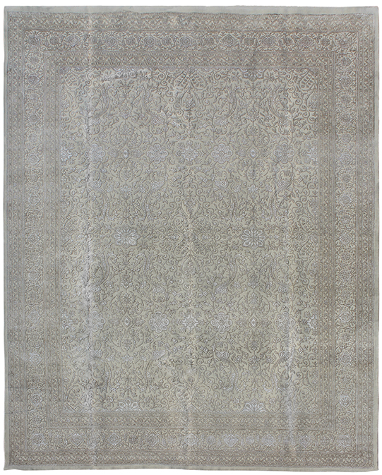 P-3350 Silver Beige Carpets & Rugs