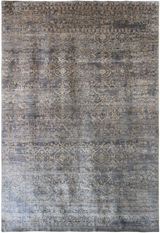 P 34927 Beige Multi Carpets & Rugs