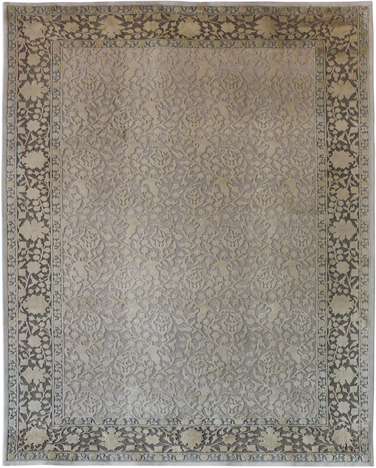 P-36831 Beige Grey Carpets & Rugs