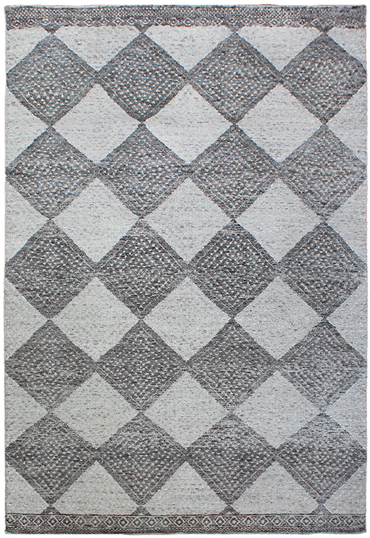 P-3735 Silver Grey Carpets & Rugs
