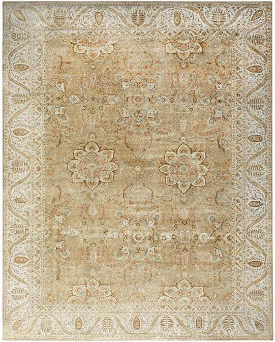 P-4230 Beige Carpets & Rugs