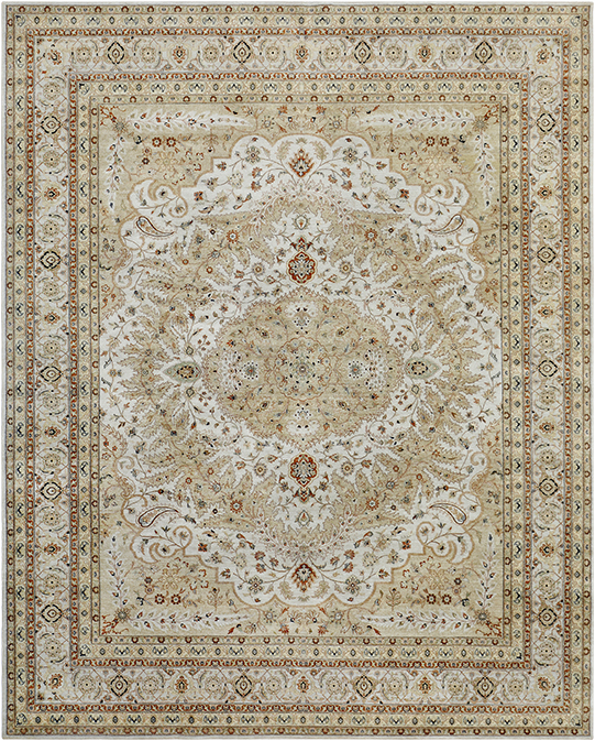 P-4236 Beige Carpets & Rugs