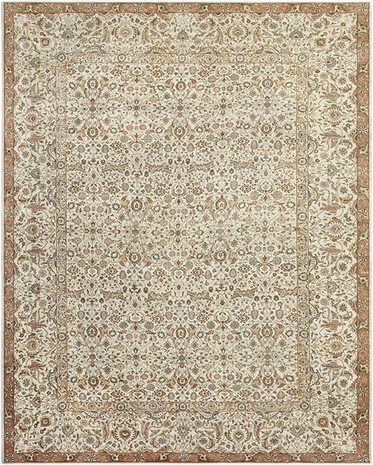 P-4237 Beige Carpets & Rugs