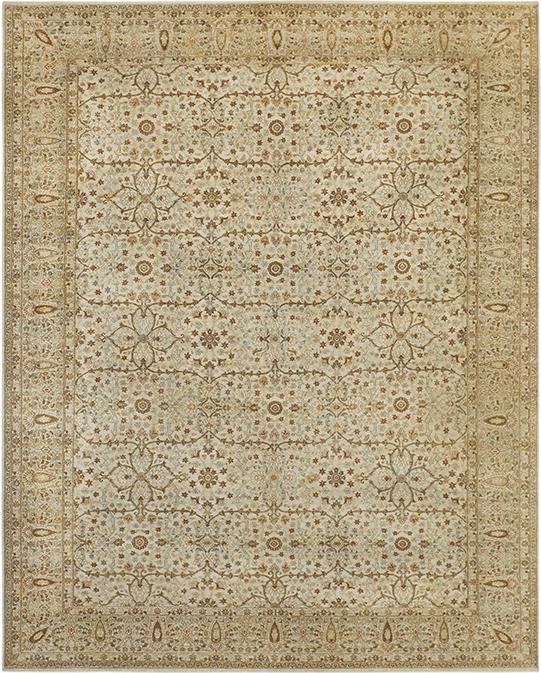 P-4243 Beige Carpets & Rugs