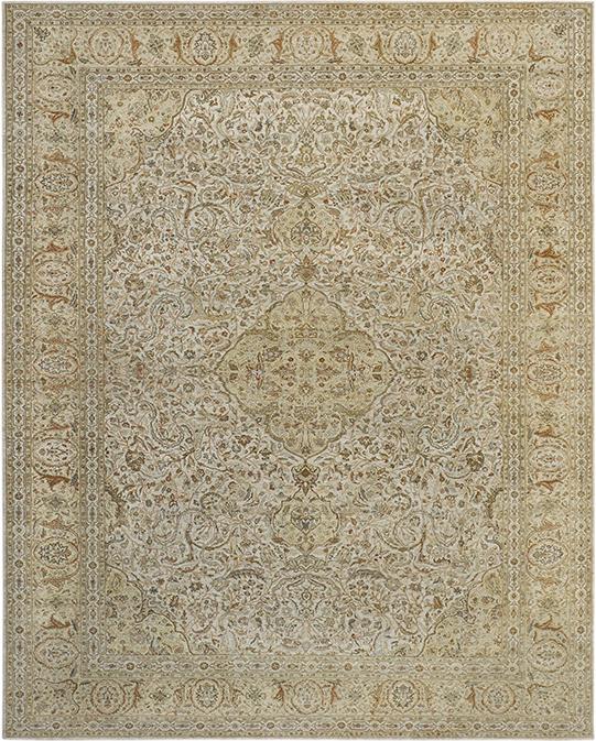 P-4244 Beige Carpets & Rugs