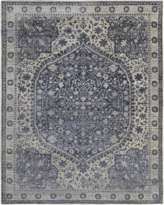 P-4246 Beige Grey Carpets & Rugs