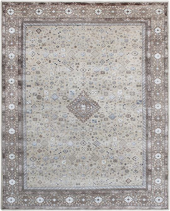 P-4297 Beige Carpets & Rugs
