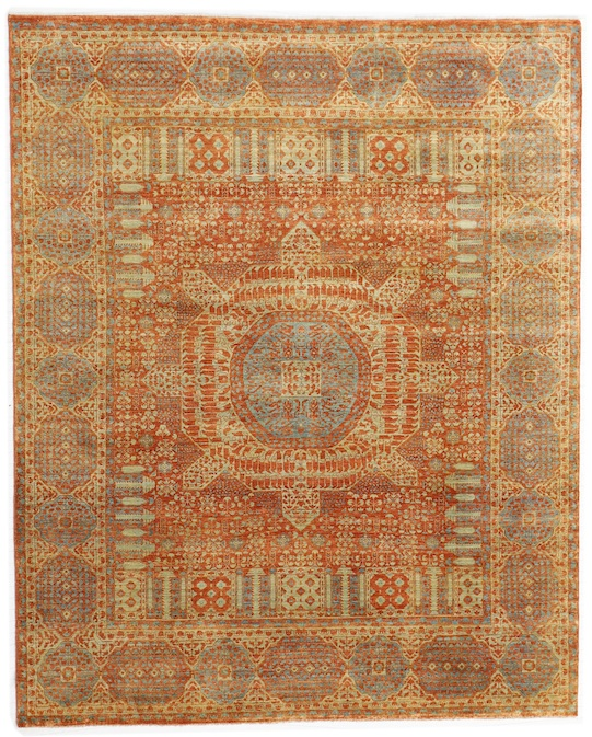 P-4392 Red Carpets & Rugs