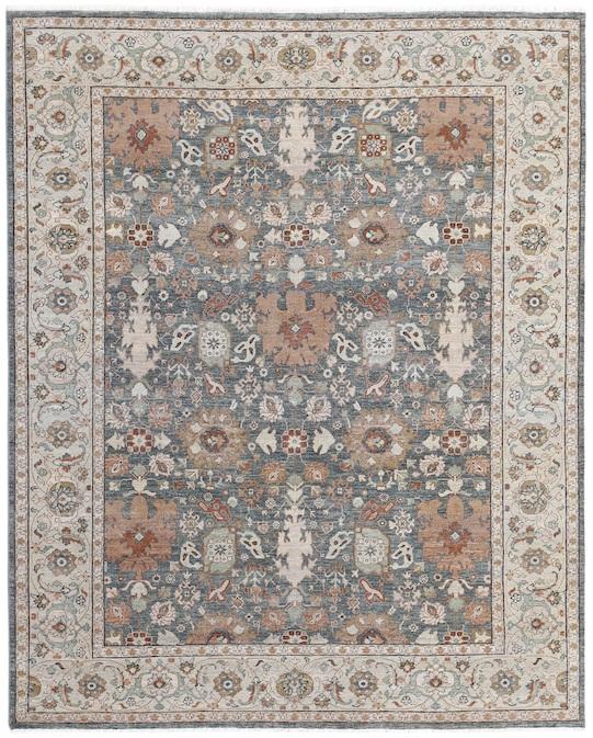 P-4403 Ivory Carpets & Rugs