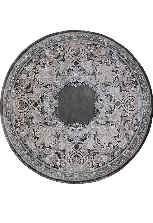 Phaeton Rosy Silver Carpets & Rugs