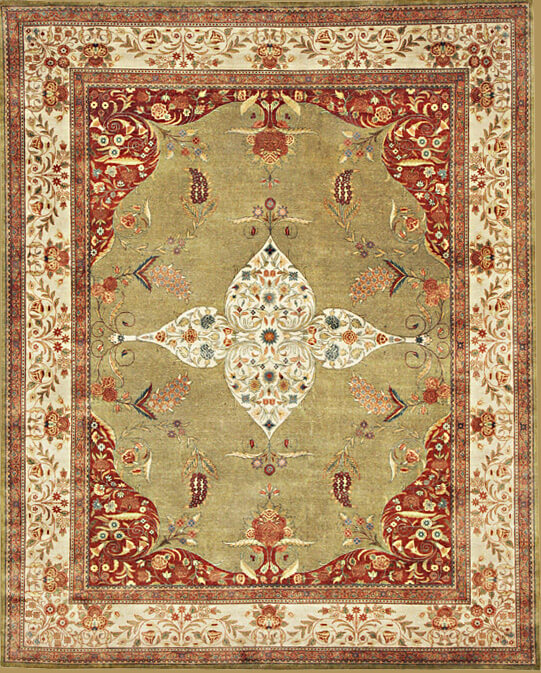 P-26993 Multi Carpets & Rugs