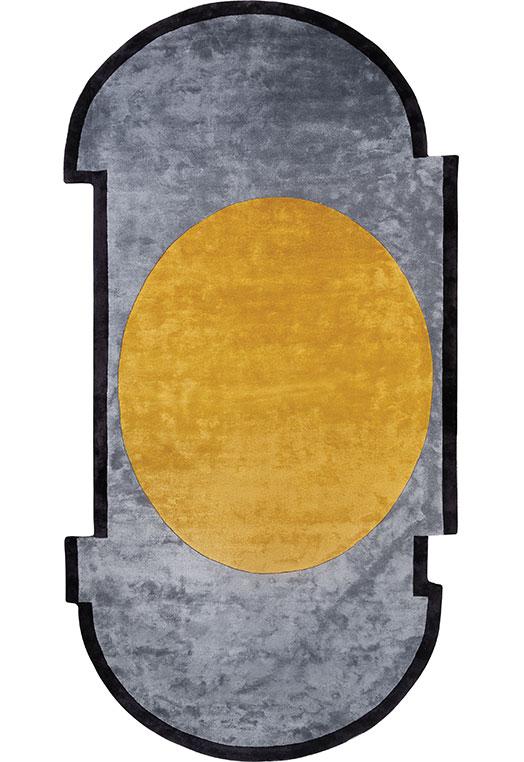 Vault Grey Amber Carpets & Rugs