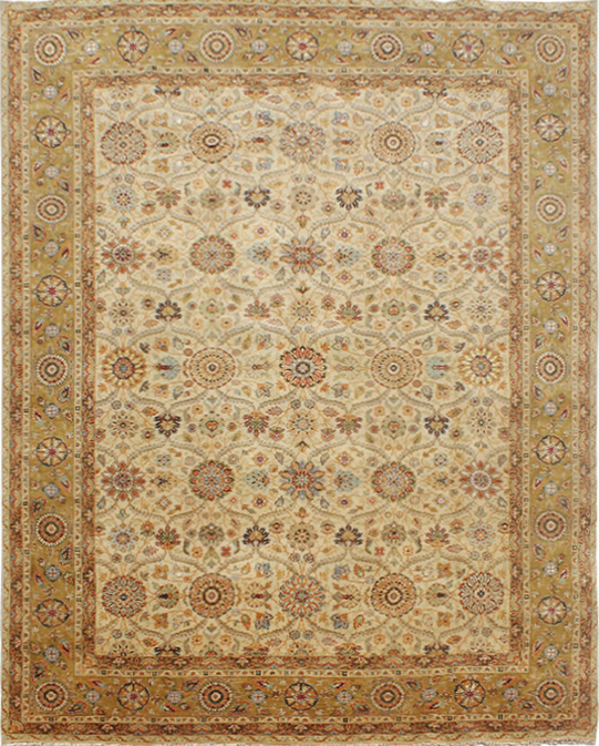 persian KE-8 Beige Carpets & Rugs