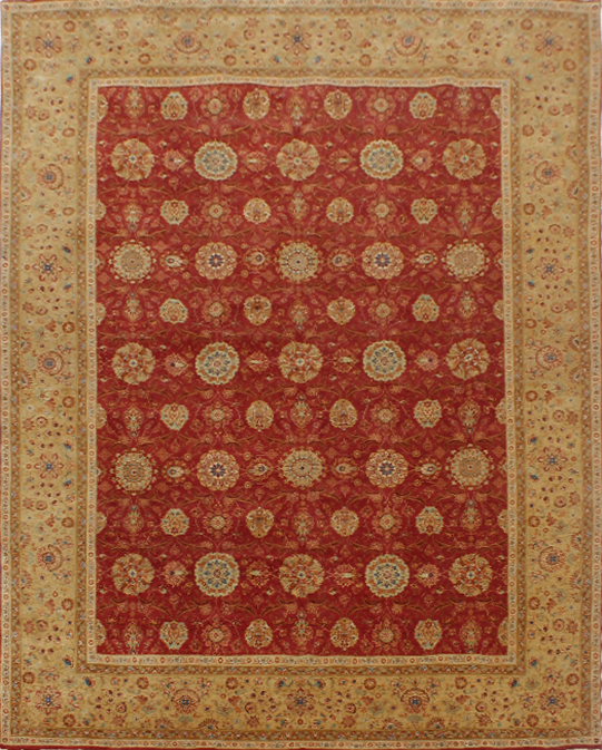 persian KE-8 Red Carpets & Rugs