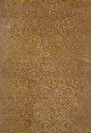 Rococo Beige Green Carpets & Rugs